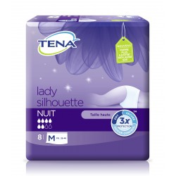 TENA SILHOUETTE NUIT MEDIUM