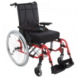 FAUTEUIL ROULANT STANDARD ACTION 4 NG INVACARE® DOSSIER FIXE