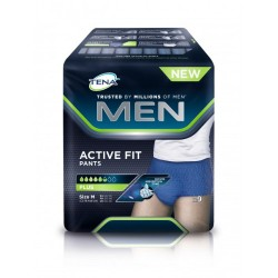 TENA FOR MEN PANTS ACTIVE FITS