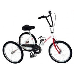 TRICYCLE COMPACT TONICROSS PLUS T3 VERMEIREN