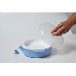 ASSIETTE ISOTHERME A REBORD