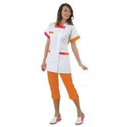 TUNIQUE FEMME CLEA ORANGE