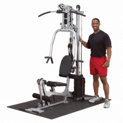 POWERLINE HOME GYM COMPACT PRE ASSEMBLE