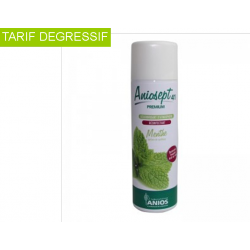 DESINFECTION RAPIDE ANIOSEPT 41 AEROSOL 400ML