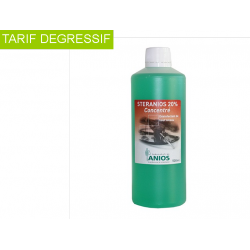 DESINFECTANT DE HAUT NIVEAU STERANIOS CONCENTRE 2% FLACON 500ML