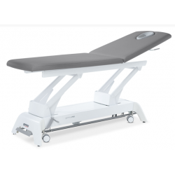 TABLE DE MASSAGE ELECTRIQUE 2 SECTIONS GYMNA PRO D1