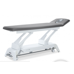 TABLE DE MASSAGE ELECTRIQUE 2 SECTIONS GYMNA PRO D2 PROGRESSIVE